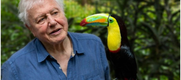 Message from David Attenborough